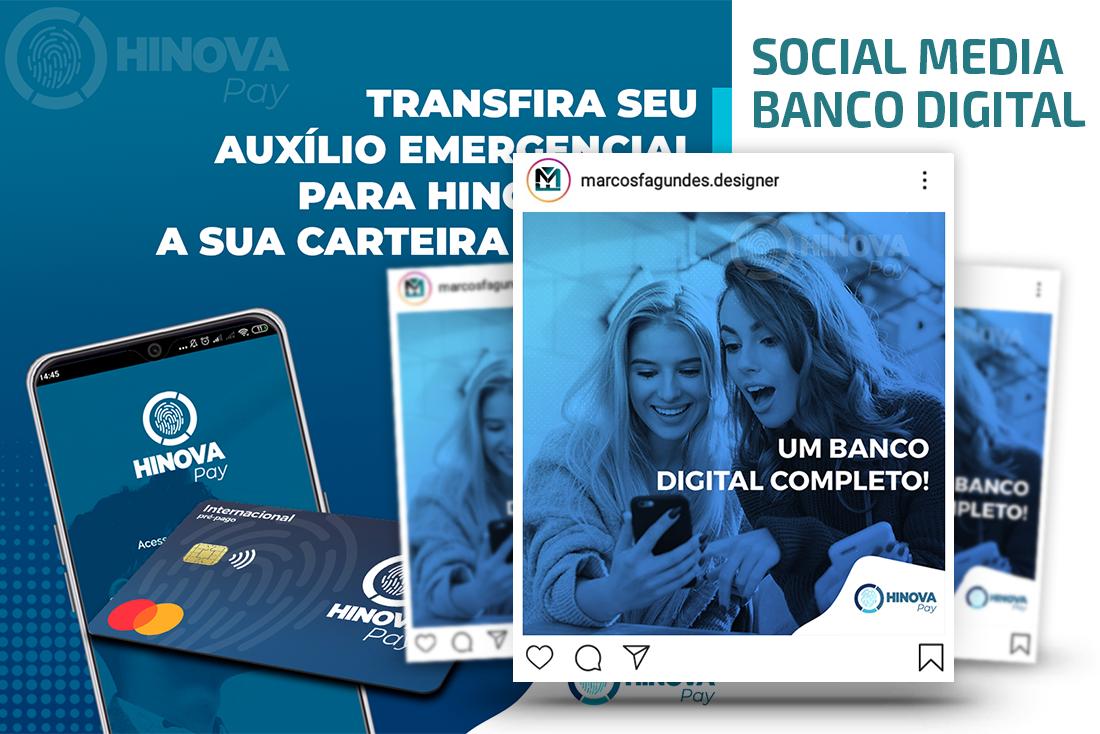 Carteira Digital HinovaPay