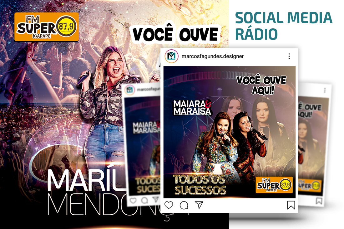 Shows e Rádios